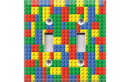 Fabulous DIY Lego Switch Cover