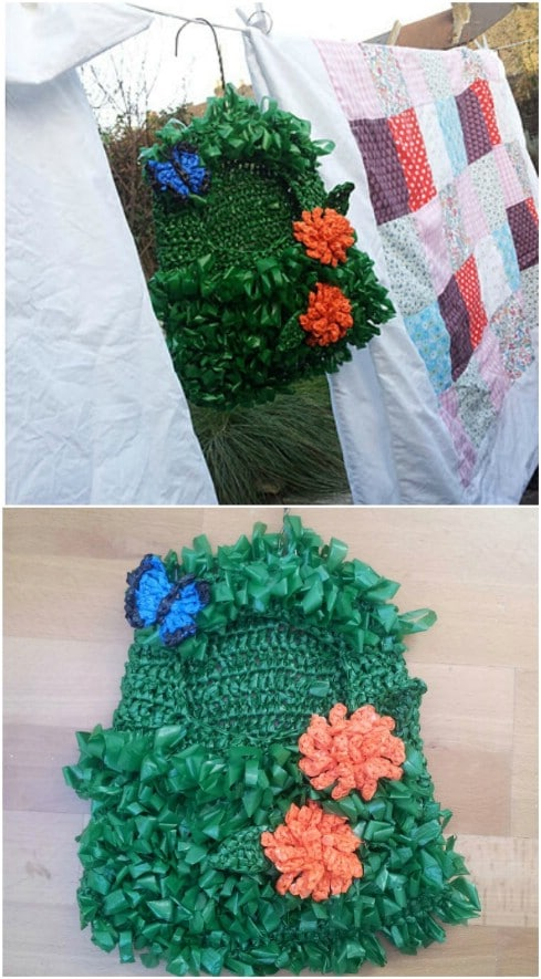 30 Amazing Upcycling Ideas To Turn Grocery Bags Into Spectacular
