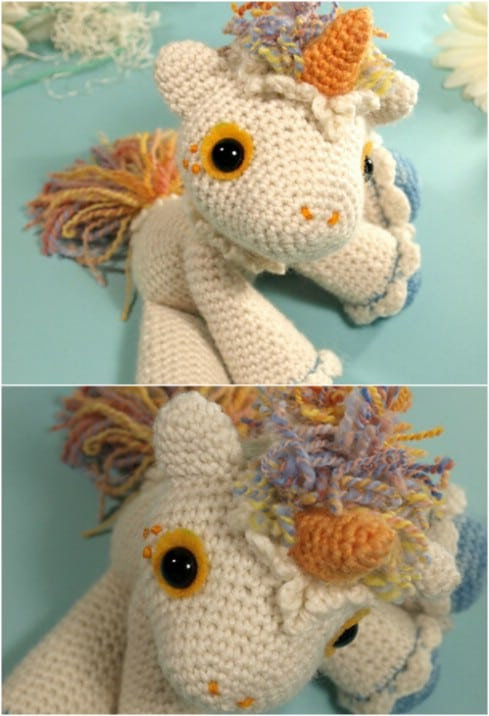 Crochet Stuff Unicorn