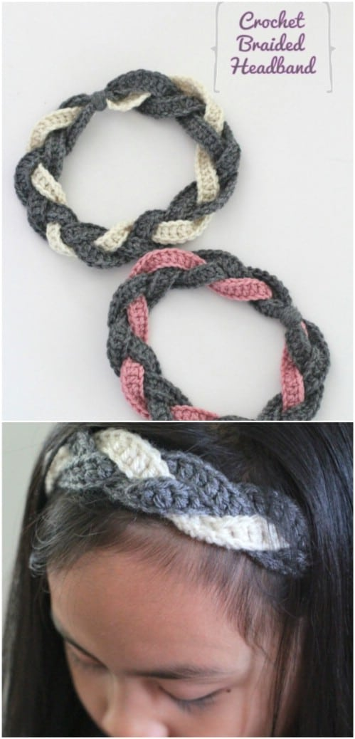 Excellent 32 Easy And Stylish Knit And Crochet Headband Patterns Diy Download Free Architecture Designs Terchretrmadebymaigaardcom