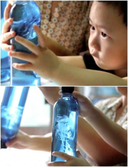 Plastic Bag Jellyfish – Fun Craft For Kids!