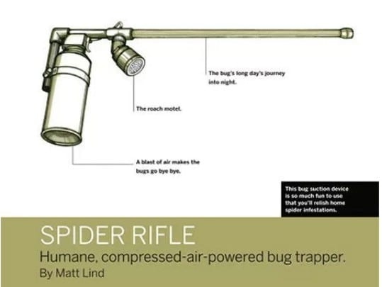 Easy DIY Spider Rifle