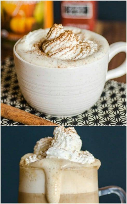 Easy Starbucks Pumpkin Spice Latte