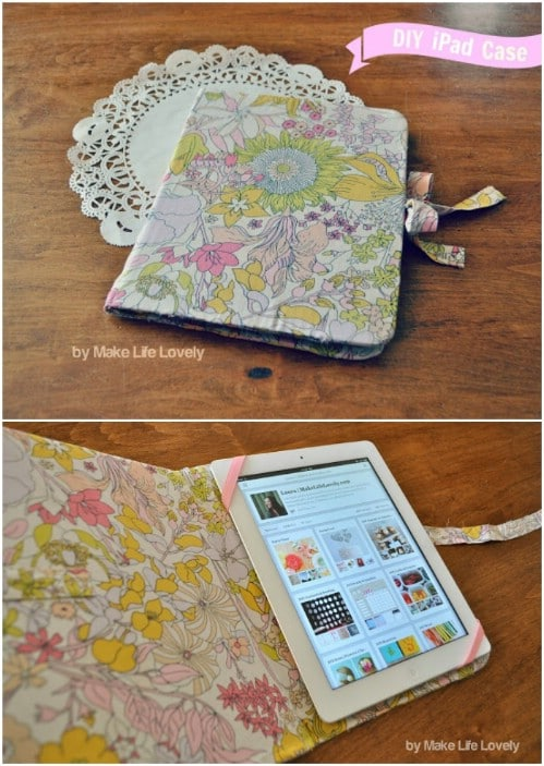 Cheap And Easy Cardboard iPad Case