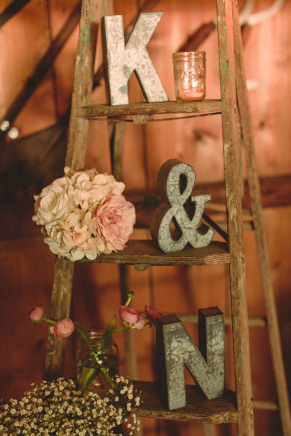 35 Breathtaking DIY Rustic Wedding Decorations For The ...