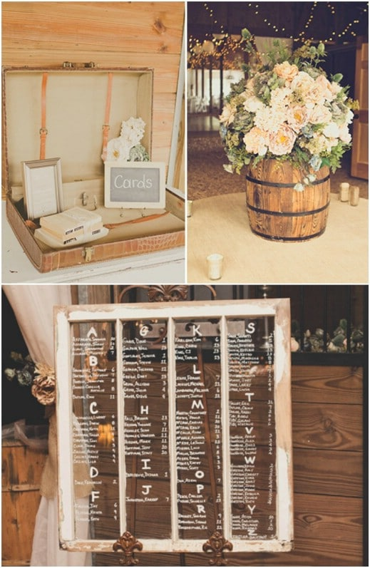 DIY Wine Barrel Bouquets