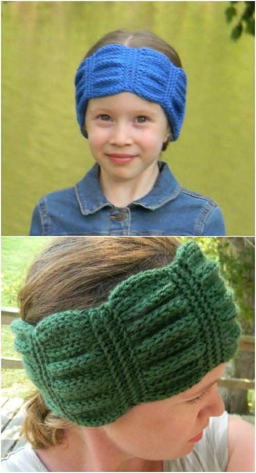 Betty Knit Headband