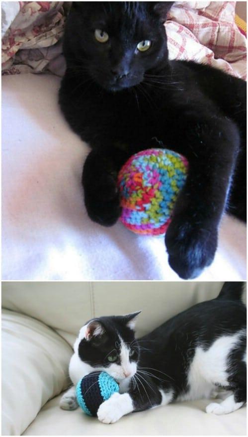 Big Crochet Ball Of Yarn