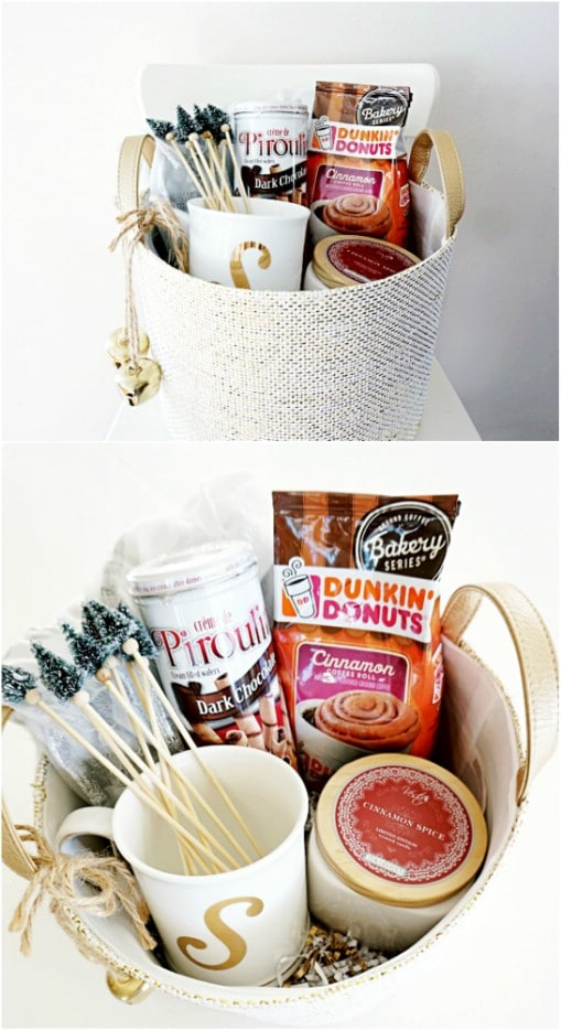 Coffee Lover Basket