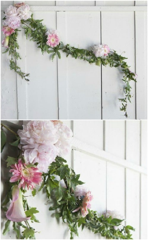 Rustic Summer Garland