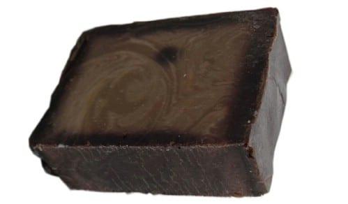 Homemade Chocolate Soap