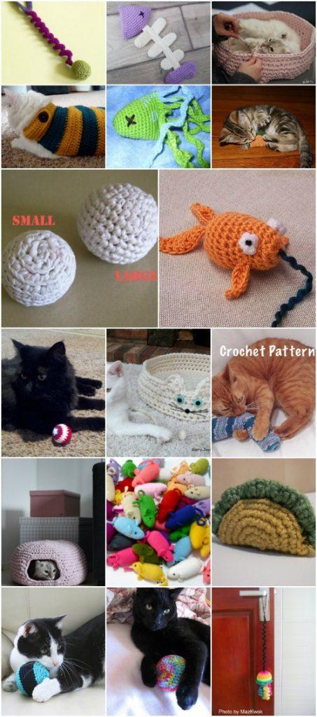 Amigurumi Cat Crochet Pattern Easy Video Tutorial | 1024x453