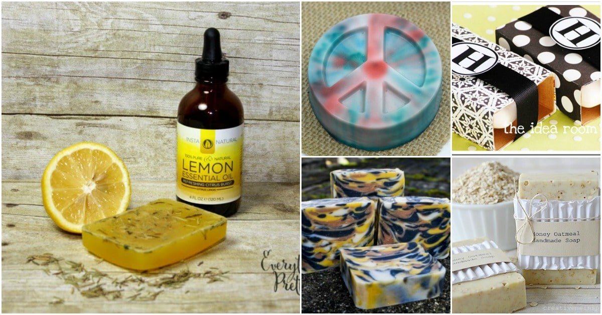35 Handmade Soaps That Bring Style And Beauty To Every