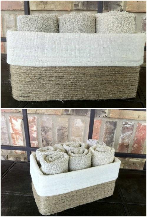 Gorgeous Tissue Box Towel Holder