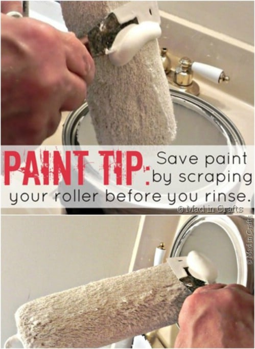 Save Paint By Scraping