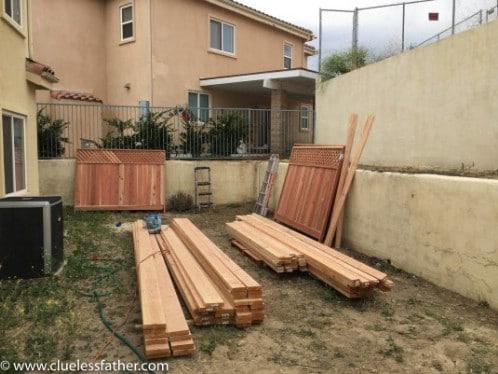 Steps - Ultimately Fun DIY Pinterest Inspired Backyard Transformation