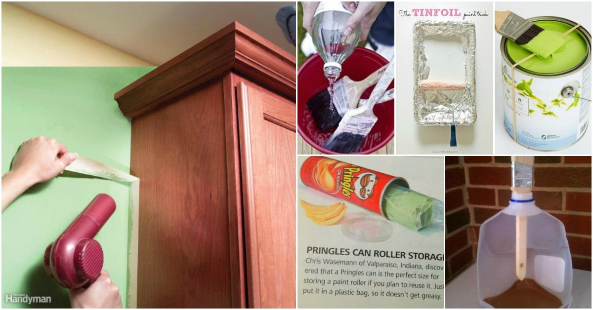 30 Amazing Painting Hacks And Pro Tips You Ll Wish You Knew Sooner