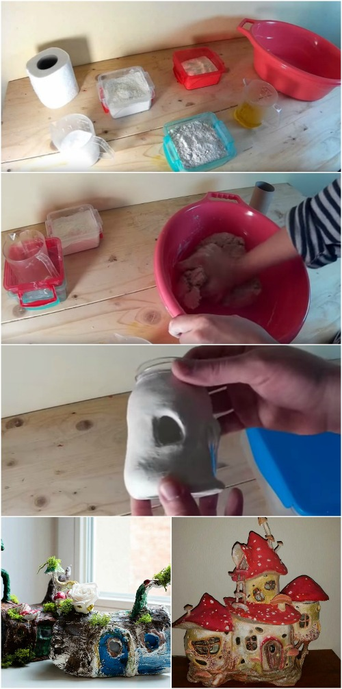 How to Make Air Dry Paper Clay That Doesn't Crack