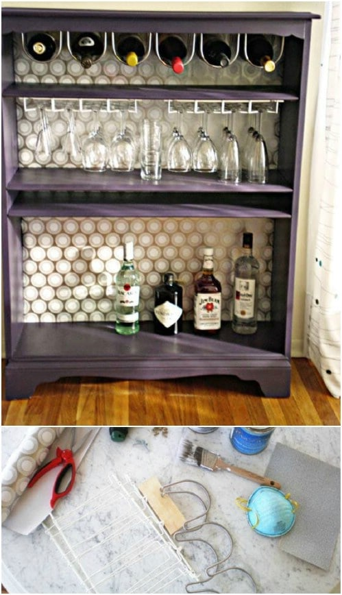 Genius Ideas For Repurposing Old Bookcases Into Exciting New Things Diy Amp Crafts