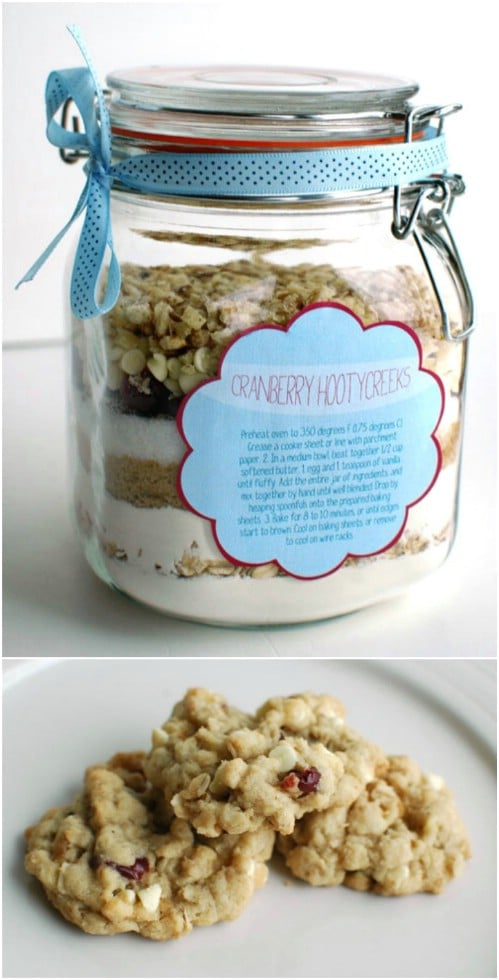 Yummy Cookies In A Jar Wedding Favors