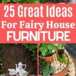 Fairy Garden Accessories Collage