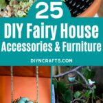 Fairy Garden Accessories Collage
