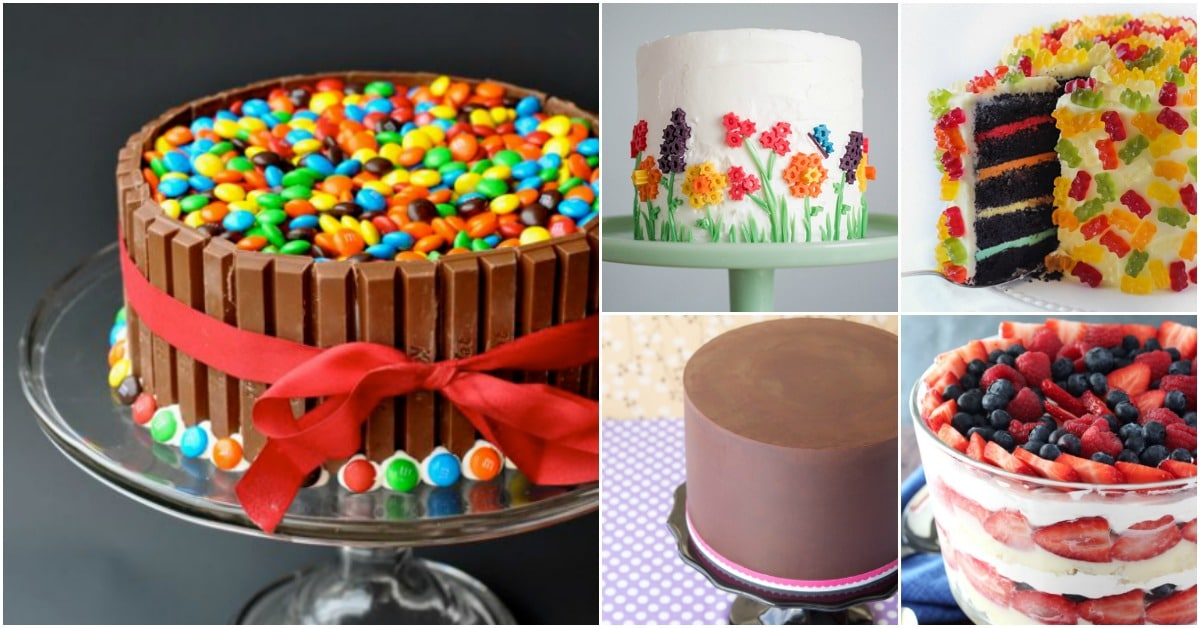 Outstanding 15 Grocery Store Cake Hacks That Turn An Ordinary Cake Into A Work Personalised Birthday Cards Arneslily Jamesorg