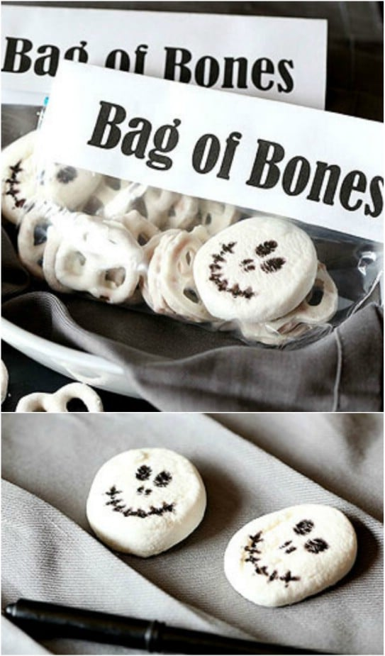 Bag Of Bones Snack Mix