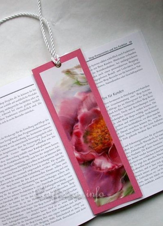 Creative Calendar Bookmarks