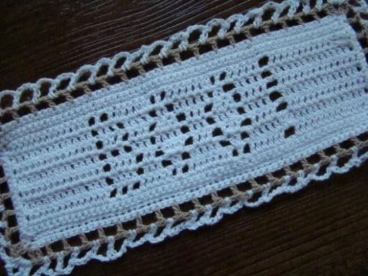 Gorgeous Crochet Halloween Doily