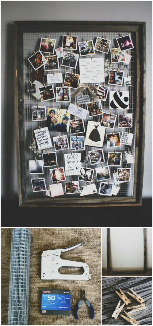 DIY Mood Board