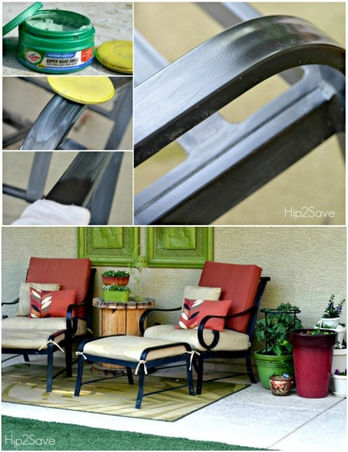 Aluminum Patio Furniture Fixer