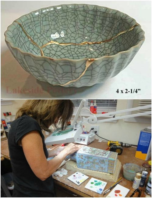 China And Porcelain Dish Repair