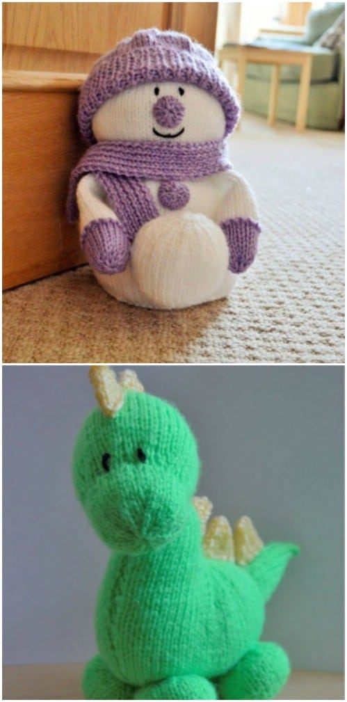 Simple Knit Toys