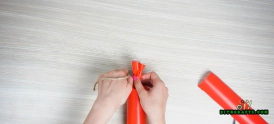 Paper Roll Candy - 4 Fun and Decorative Paper Roll Crafts You Can Make in 3 Minutes