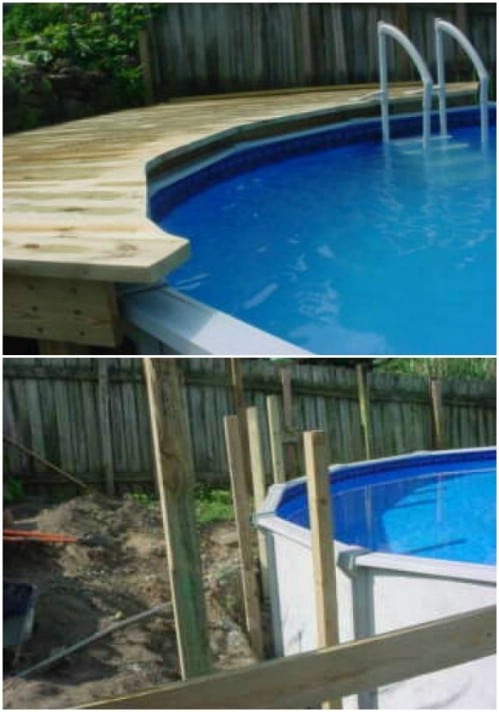 38 Genius Pool Hacks to Transform Your Backyard Into Your Own ...