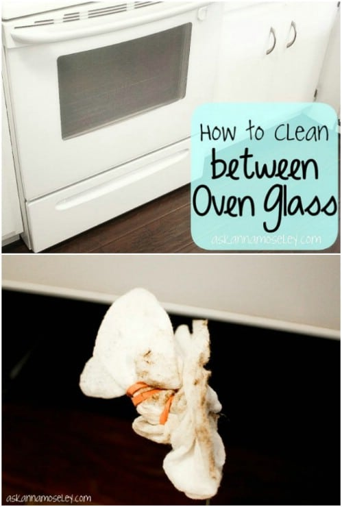 Oven Door Cleaner