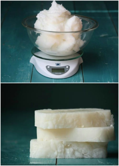 Coconut Oil Lathering Soap