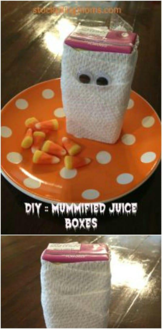Mummified Juice Boxes