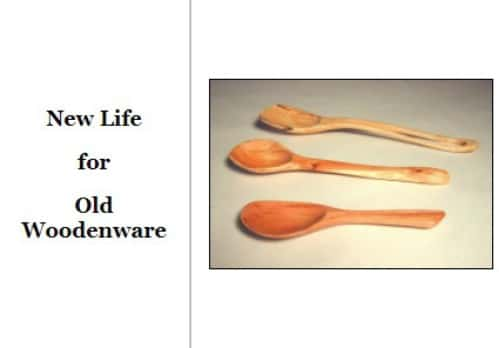 Wooden Spoon Restore