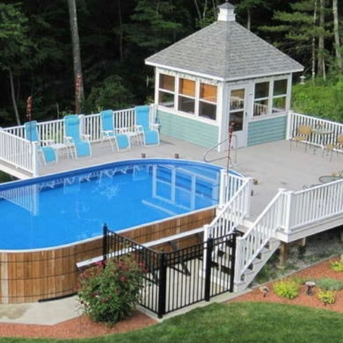 Build a Pool House