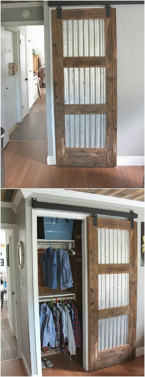 Closet Barn Door