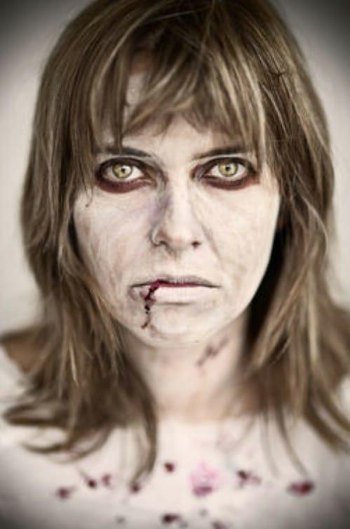 Last Minute Zombie Costume