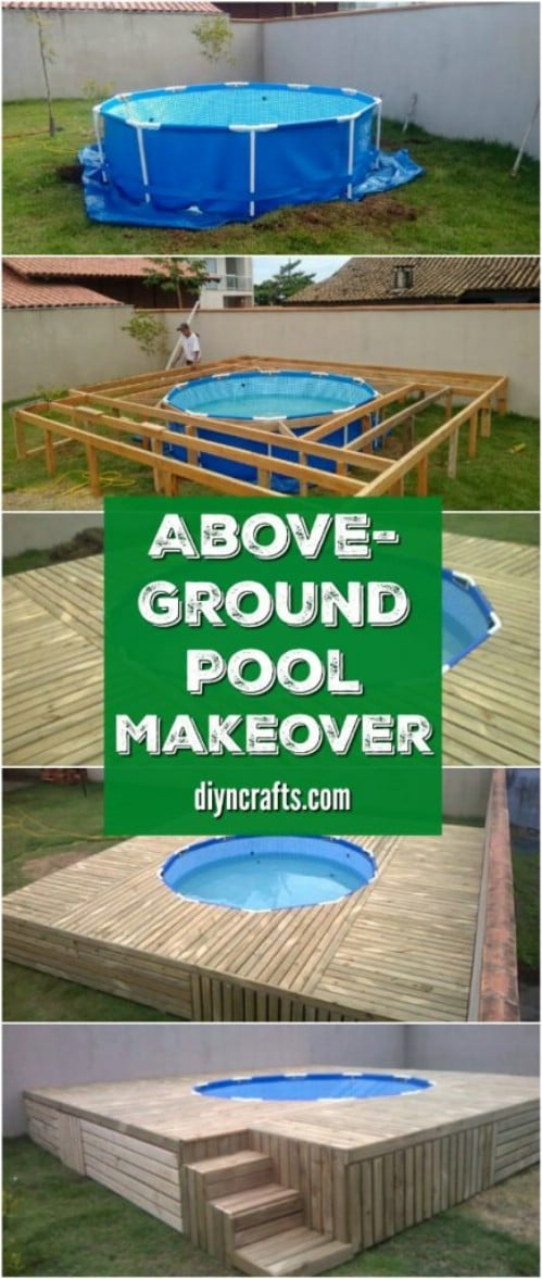 Unbelievable Pool Transformation