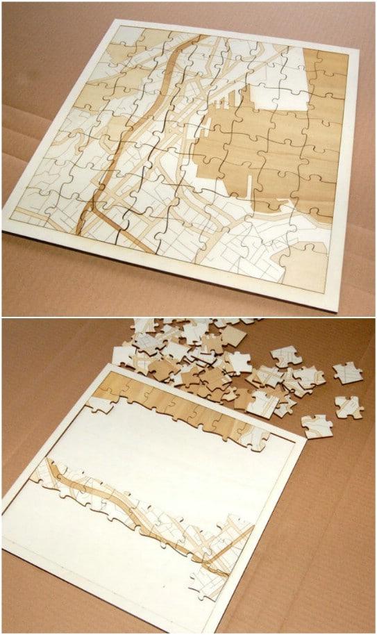 DIY Jigsaw Puzzle