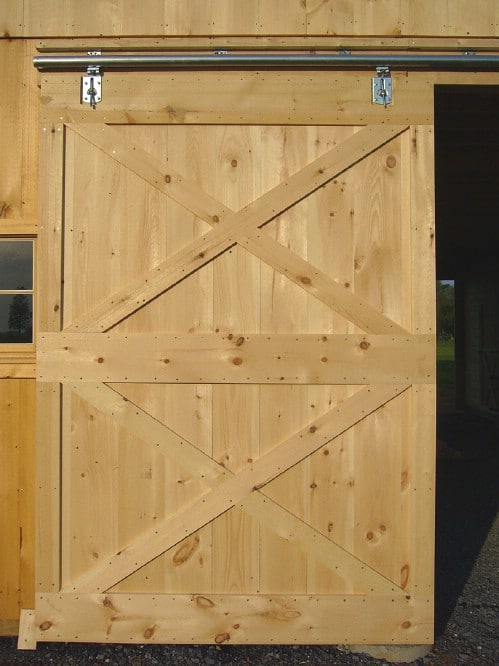 Build a Dutch Barn Door