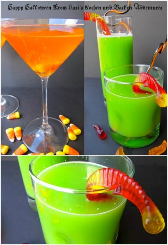 Homemade Bug Juice