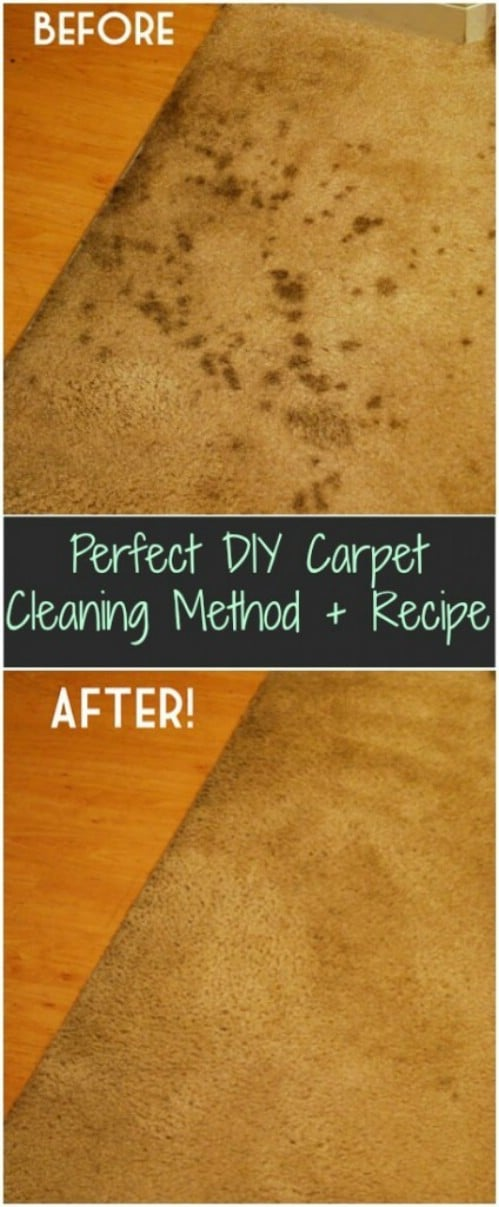 Carpet Stain Remover And Refresher