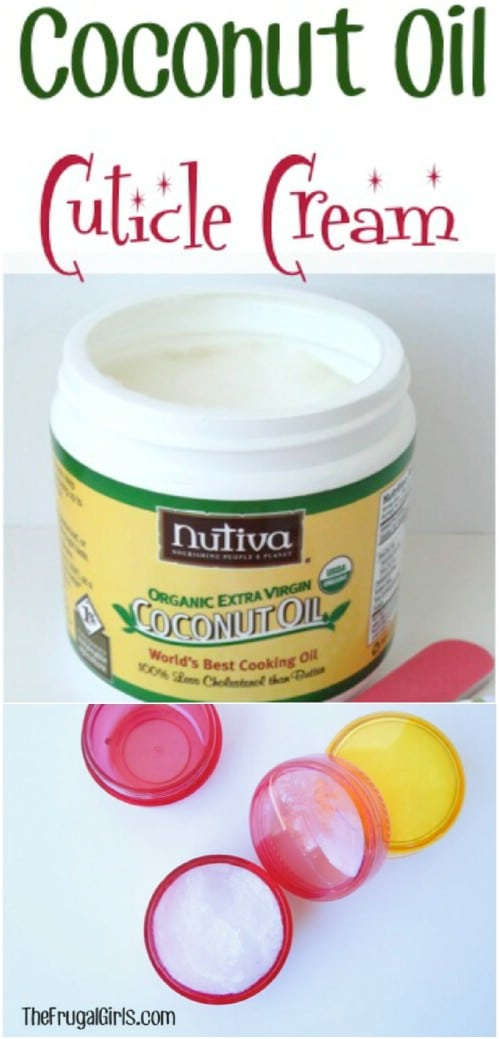 Easy And Effective Cuticle Cream