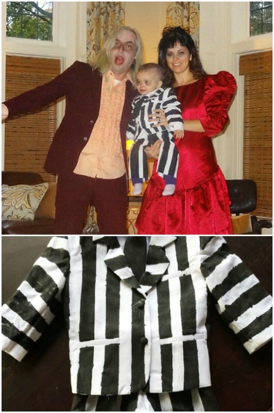 DIY Beetlejuice Costumes
